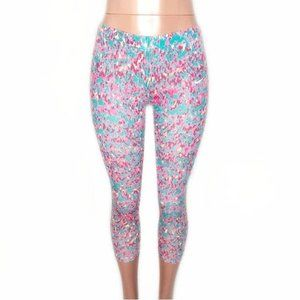 Nike Legendary Tights Cropped Mid Rise Yoga Lounge